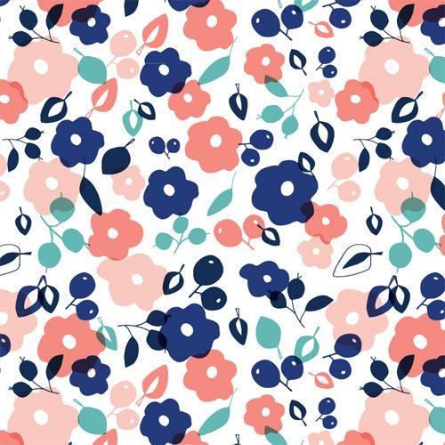 Cathy Nordström|Scandinavian Pattern Collection|Scandinavian Pattern Collectionは、テキスタイルパターンを中心とした北欧デザインコレクションです。
