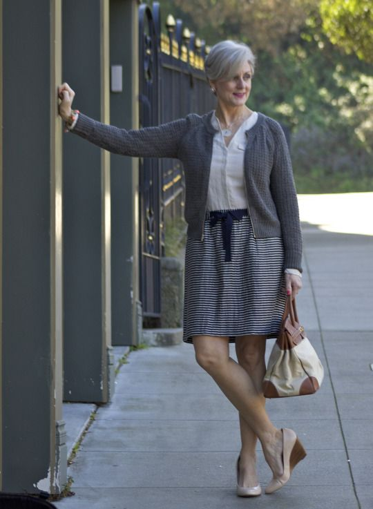 wear-to-work | Style at a certain age
