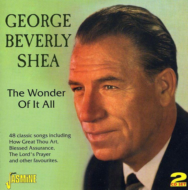 2010 two CD collection. In the world of Christian Music, George Beverly Shea is unique, a legend among his peers such as the famous US Evangelist Billy Graham and admirers alike. No other Gospel music