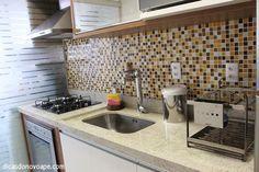 Dicas do Novo Apê: Cozinha: Polêmico Granito Branco Itaúnas