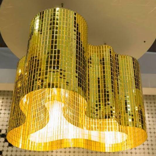 "Lampy - Le Labo Design - ""Lustre Otla"""