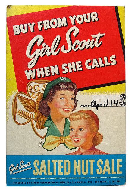 Buy from your Girl Scout when she calls.The Doors, Happy 100Th, 100Th Birthday, Birthday Girls, Girl Scouts, Dutch Doors, Doors Cottages, Vintage Girls, Girls Scouts Cookies