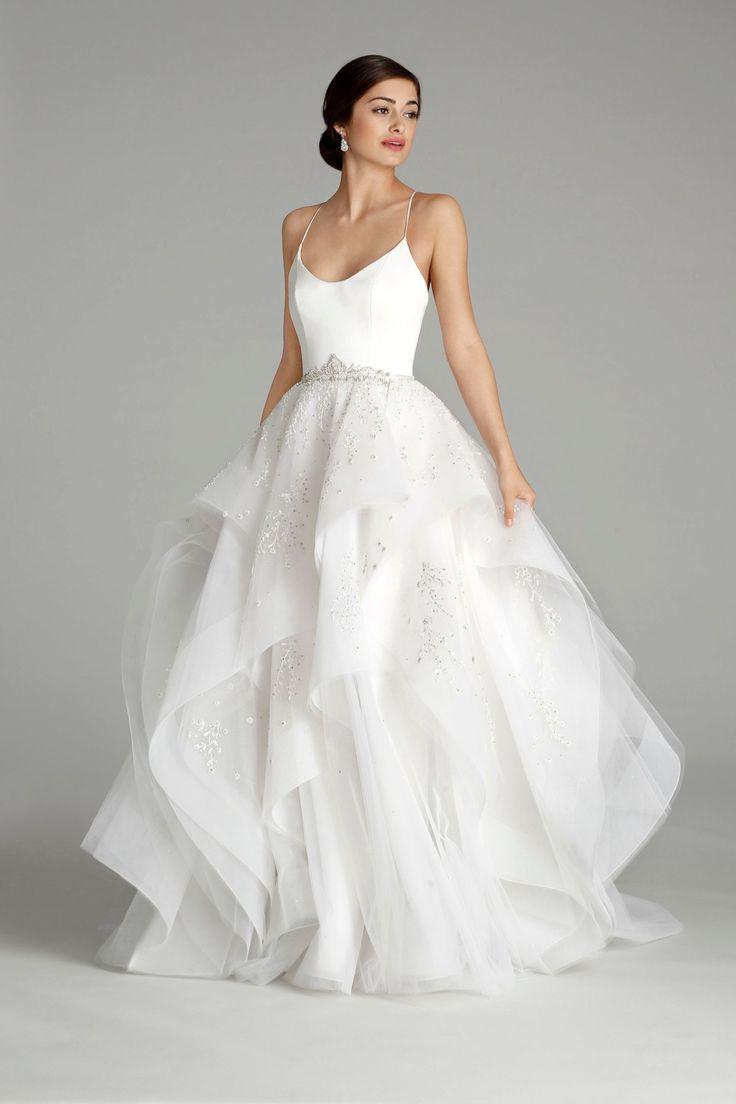 Alvina Valenta Wedding Dresses for Fall 2016. Style 9661. Wedding Dresses by Alvina Valenta Alvina Valenta wedding dresse by Alvina Valenta are full of romantic ...