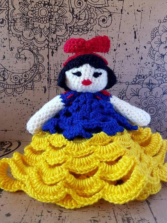 Check out this item in my Etsy shop https://www.etsy.com/au/listing/547356273/snow-white-princess-blanket-doll