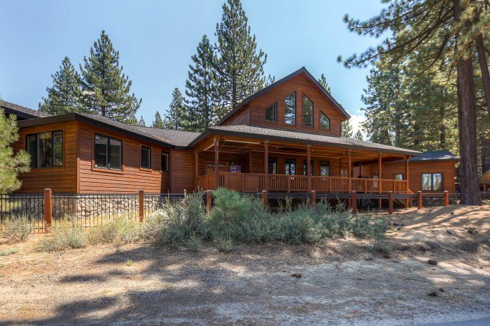 27 best heavenly valley estate images on pinterest lakes for Cabin rental tahoe