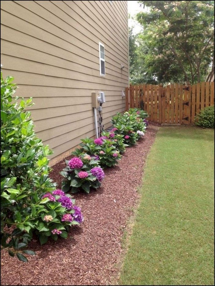 148+ unordinary front garden landscaping ideas page 36