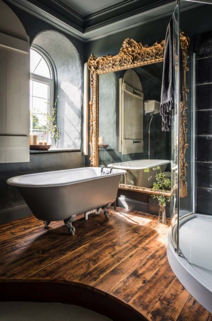 19th Century engine house becomes rough luxe retreat
