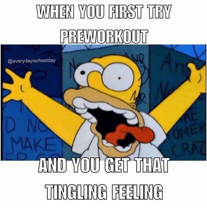 Gym humor....pre-workout