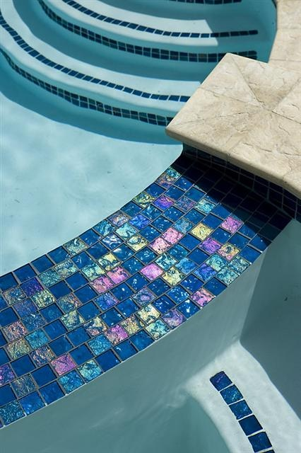 100 Best Cool Pool Tile Images On Pinterest Bathroom