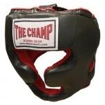 Amber Sporting Goods UHG-B-L Champ Training Headgear Large