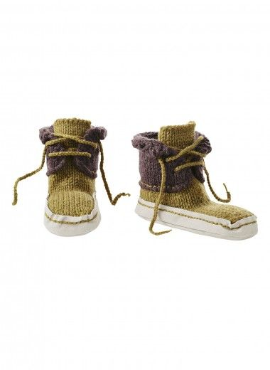 Cat. 16/17 - #336 Lace-up slippers  Patterns