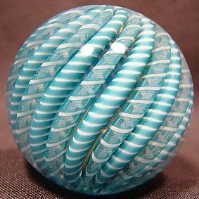 Glass Paperweights  This beautiful bauble by Route 66 Glass