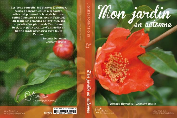 Couverture collection livre sur le jardin