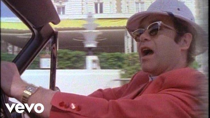 Music video by Elton John performing I'm Still Standing. (C) 1983 Mercury Records Limited sent 27.7.16