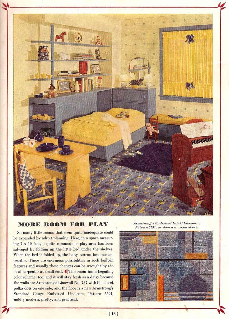 Retro Bedroom Interior Design: 113 Best Retro Bedroom Decor From Seventeen And Other