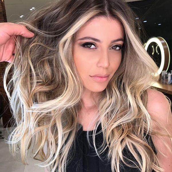 Balayage Contouring Hair