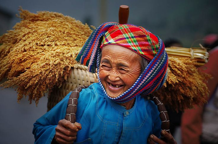 H'Mong woman by Frank Dang on 500px