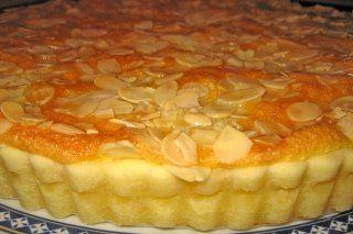 Tarta de zanahoria y almendra - Receta
