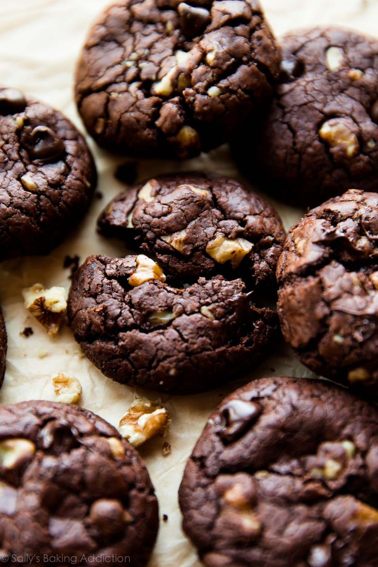 how to make brownie cookies by gemma