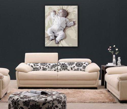 Foto baby dalam Scanner Darkly pop art potret, di print di atas kanvas dan kertas poster. Bisa di dapat dalam berbagai macam ukuran, kecil, sedang, besar dan super besar. Sangat cocok untuk hiasan di dinding kamar, ruang keluarga, ruang tamu dan lainnya. Harga di mulai dari Rp. 138.000;