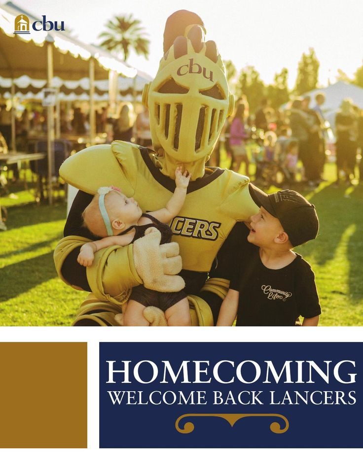 CBU Homecoming 2014 Magazine (online version)  Comprehensive information about CBU's Homecoming 2014 events.