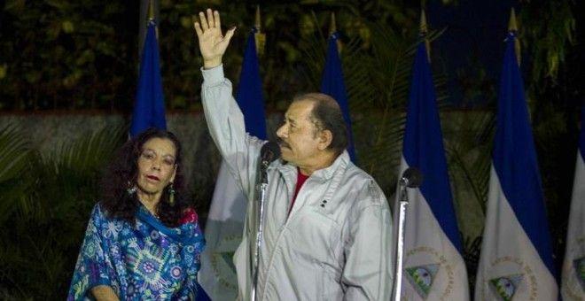 Ortega es reelegido presidente de Nicaragua por tercera vez consecutiva