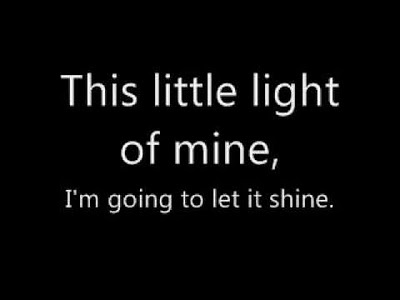 Let it shine, let it shine, let it shine..Sunday School, Inspiration, Trav'Lin Lights, Favorite Songs, Wisdom, Mine, Favorite Quotes, Sayings And Quotes For Kids, Lights Shinee