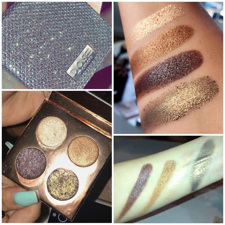 """74 Likes, 1 Comments - Melissa Lady M Dowdie-Legare (@lady_m_beauty_) on Instagram: """"#Swatches New Collaboration @lustrelux + @desiperkins X @doseofcolors The #DesiXKaty Collection…"""""""