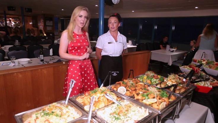Moonshadow Twilight Dinner Cruise Port Stephens NSW