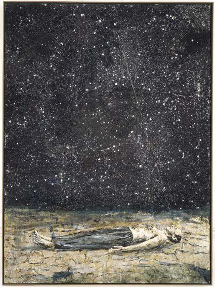 Anselm Kiefer Падающие звезды