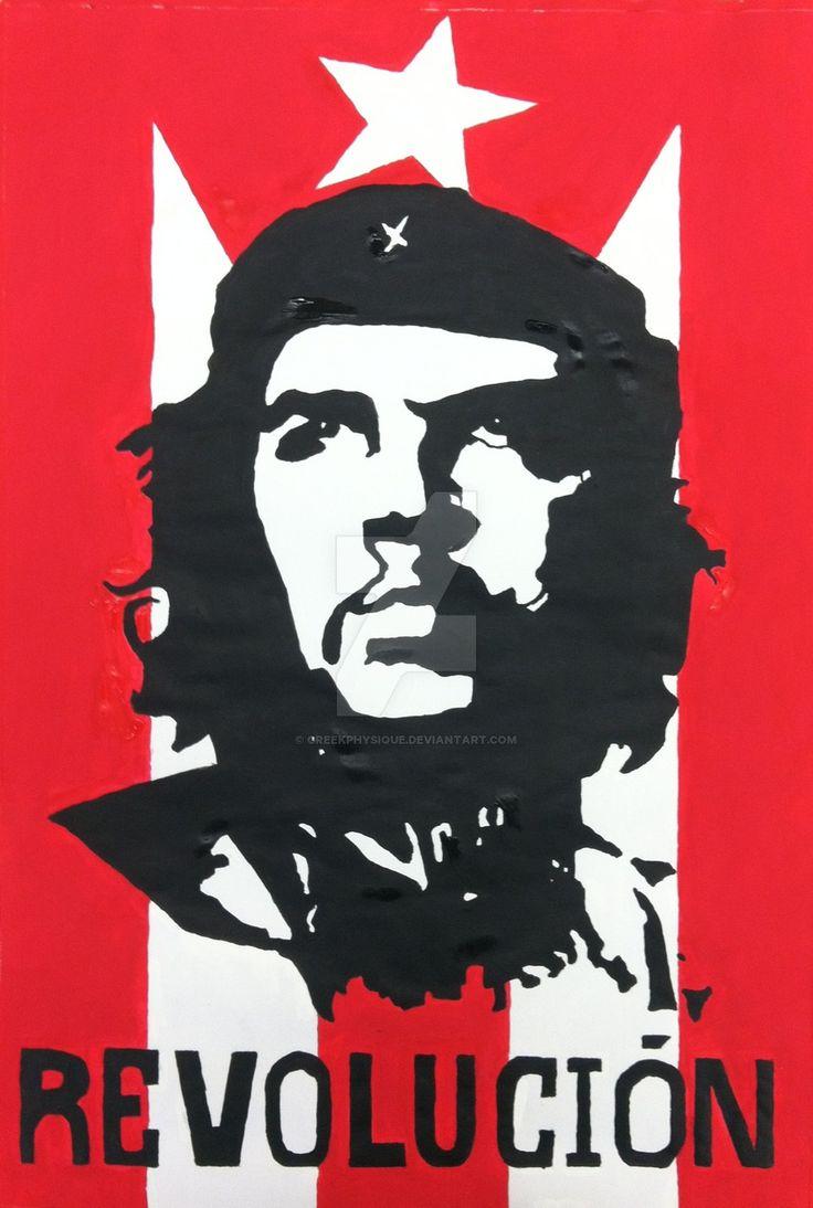 che guevara pop art | Che Guevara Pop Art by GreekPhysique on DeviantArt