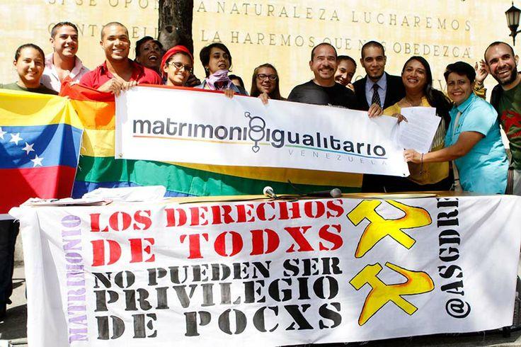 SE PRESENTARÁ EN LA ASAMBLEA NACIONAL EL PROYECTO DE LEY DE MATRIMONIO CIVIL IGUALITARIO