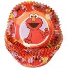 Elmo Party Supplies: Elmo Baking Cups 16 Pk Party Supplies Canada - Open A Party