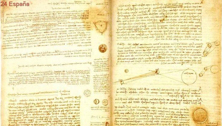 El valioso «Codex Leicester» de Leonardo vuelve a Italia gracias a Bill Gates
