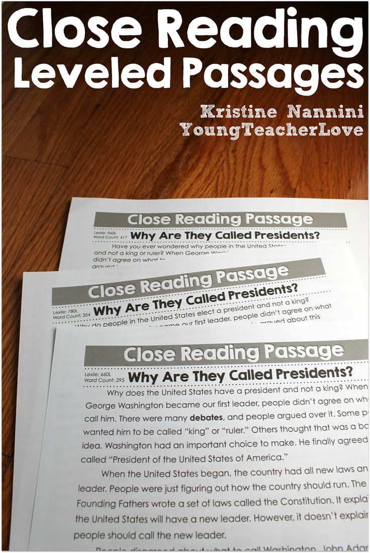 Differentiated Close Reading Passages! Presidents Day and President Themed Close Reading Passages, Text-Dependent Questions & More! This resource contains EVERYTHING you will need to implement close reading in your classroom! There are THREE DIFFERENT LEVELS OF EACH PASSAGE for you to easily differentiate in your classroom! There are also text-dependent questions and writing prompts for your students to cite evidence from the text, graphic organizers, step-by-step implementation guides, and…