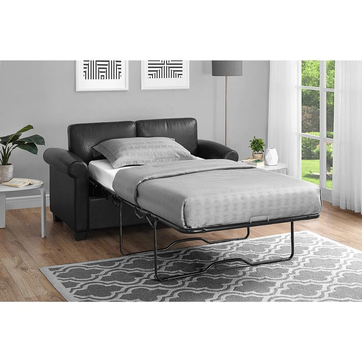 The Logan Twin Sleeper Sofa Is A Cozy Seat And A