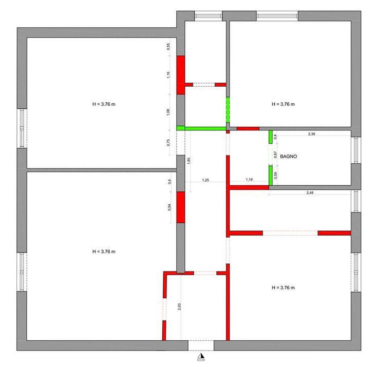 Appartamento Per Una Giovane Coppia   Apartment For A Young Couple - Picture gallery