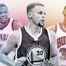 "Steve Kerr calls him a ""killer."" Kevin Garnett calls him ""beautiful for basketball."" But does Steph Curry already belong among the greats?"