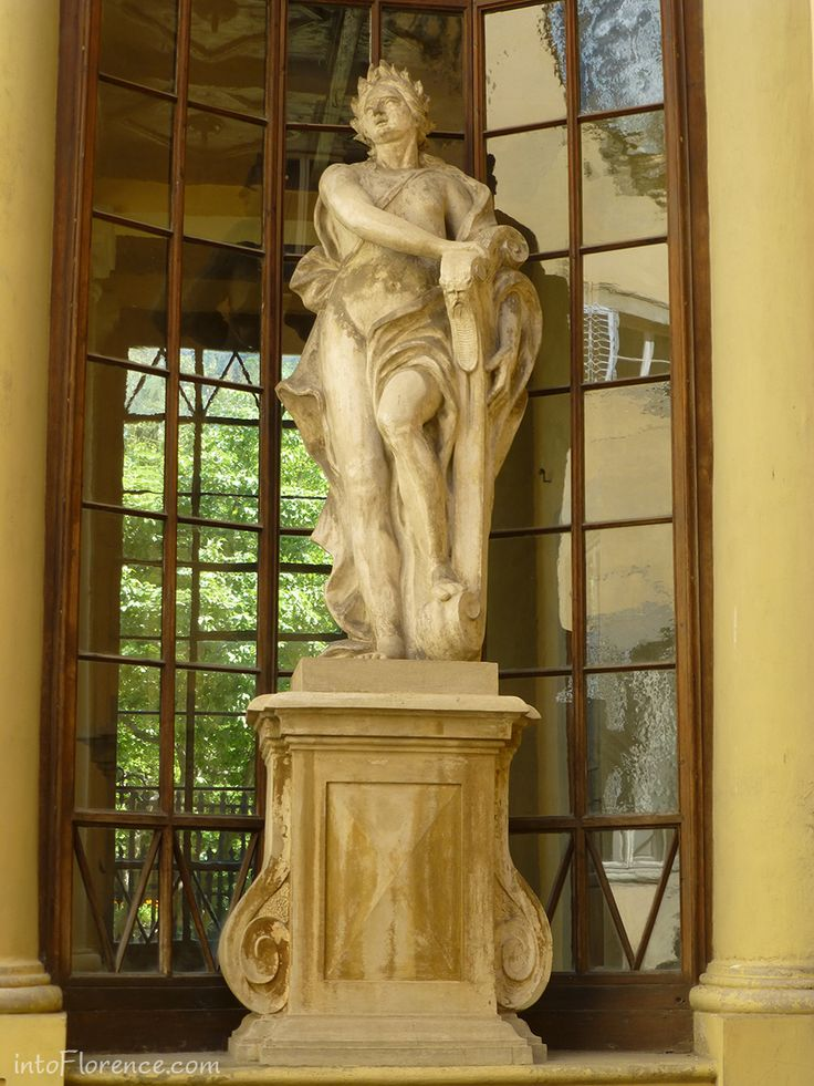 Palazzo Ximenes Panciatichi - intoFlorence.com