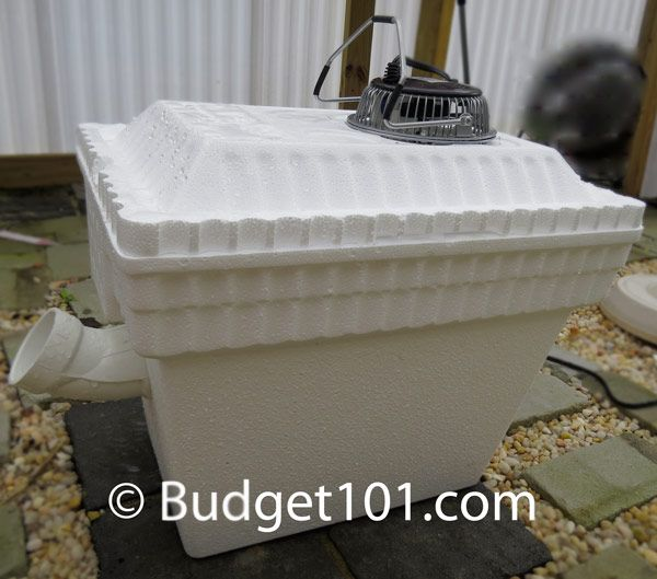 Homemade Swamp Cooler-Never know when your ac might go out!