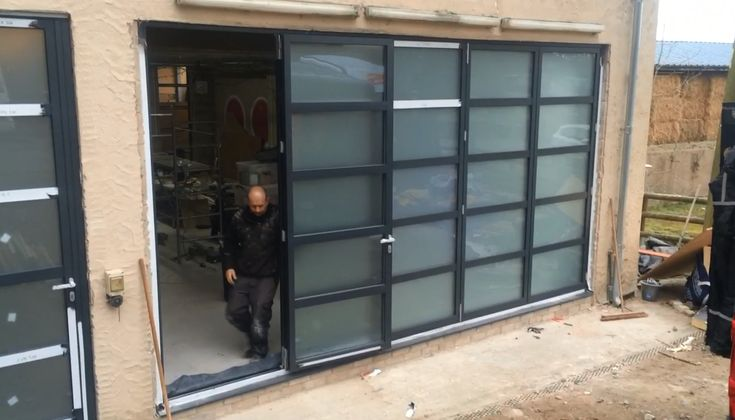 We recently completed a Bi-Folding door project over at CS-BiFold and …