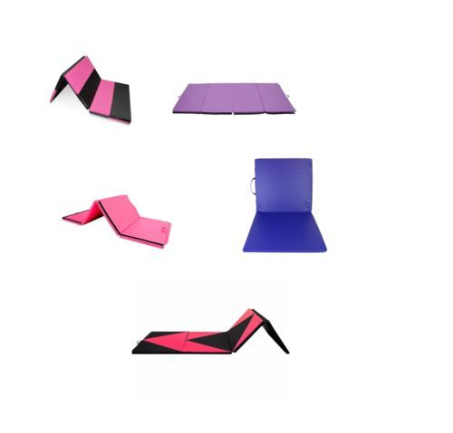 Exercise Mats 44079: Folding Exercise Aerobics Mat Dance Yoga Gymnastics Training Pilates Gym Mat -> BUY IT NOW ONLY: $56.89 on eBay!