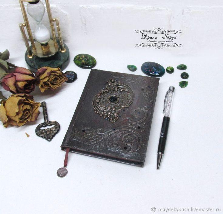 """Купить Блокнот  """"Загадка - 2 """" - блокнот, подарок, подарок на новый год, подарок на день рождения"""