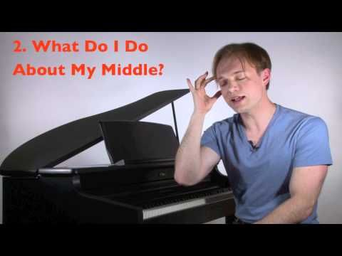 """Ep. 10 """"Middle Notes Or High Notes""""- Voice Lessons To The World    High Notes aren't as difficult as you may think. But, you need to know how to approach them. In Episode 10 of Voice Lessons To The World, Justin Stoney of New York Vocal Coaching describes one of the biggest secrets to assuring that your high notes are effortless and plentiful. Watch Voice Lessons To The World every Friday for free vocal tips and e-mail us your singing questions to be answered on future episodes of the show!"""