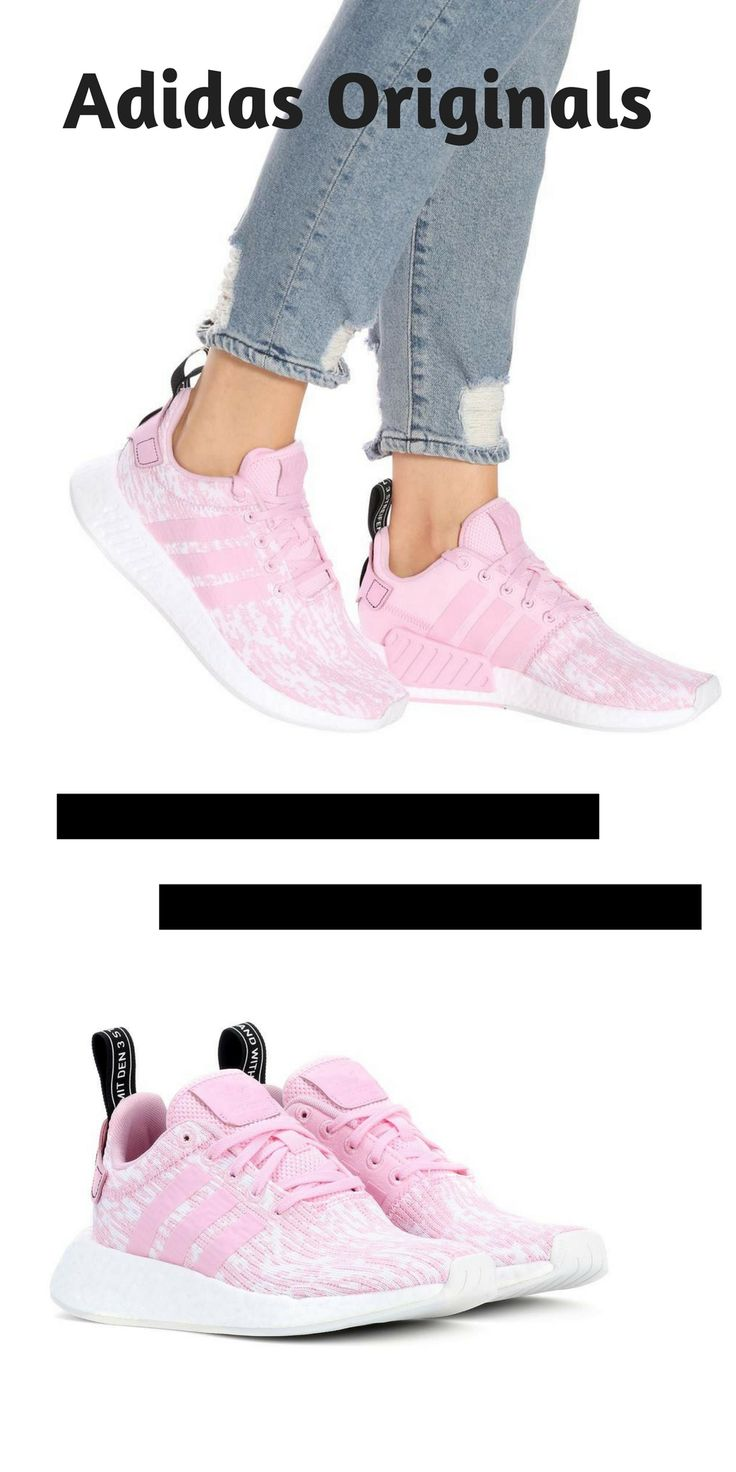 Adidas Originals NMD_R2 sneakers, pink, women, sporty, trend, fashion, cute, white, black