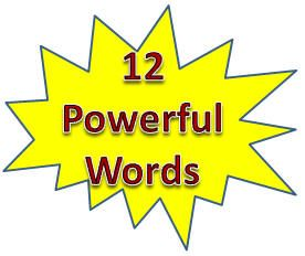 Powerful Word Cards: Summarize, Compare, Contrast, Trace, Analyze, Infer, Evaluate, Formulate, Describe,  Support, & Explain