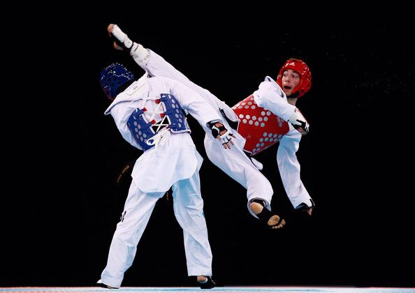 Spectacular Taekwondo