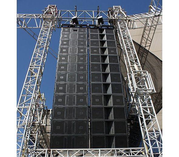 Big Concert Speakers W...