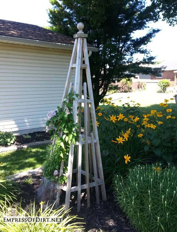 20+ Arbor, Trellis, U0026 Obelisks Ideas