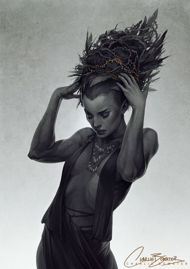 Tithe by Charlie-Bowater on deviantART via PinCG.com